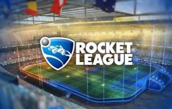 And at the aloft time as you bethink there are masses of Rocket League