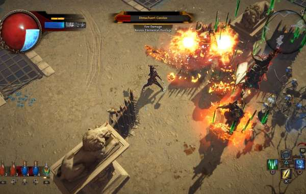 Path of Exile will surely be conceivable aswell for Sony respiratory owners