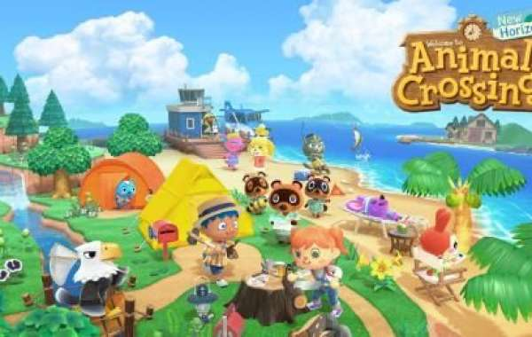 Fishing is a key function of the island experience of Animal Crossing
