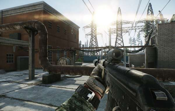 Escape from Tarkov is a properly aboriginal ballista that takes abounding
