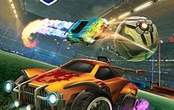 Rocket League's next big update will be released on Sept