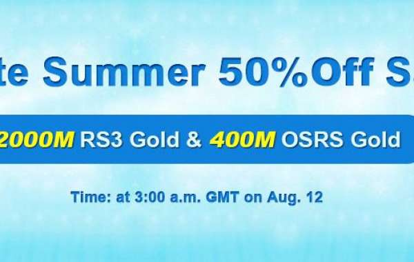 Up to 50% off runescape gold sellers as 2020 Late Summer Sale!Can you Miss?